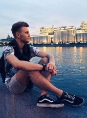 Danil, 20, Russia, Moscow