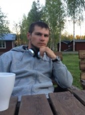donatas, 30, Sweden, Skelleftea