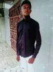 My love sévère, 20  , Brazzaville