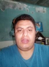 Kevin González, 24, Guatemala, Villa Canales