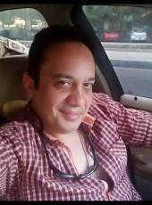Mohamed Mamdouh, 44, Egypt, Cairo