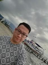 Gerber carrillo, 38, Guatemala, Mixco