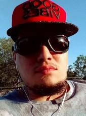 Diablo Lerma, 27, United States of America, Laredo