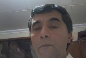 Miguel, 55 - Just Me