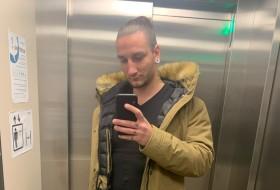 David, 27 - Just Me