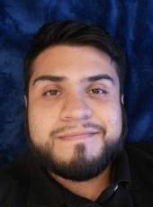 Oscar, 27, Mexico, Mexico City
