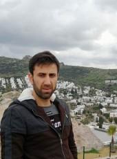 Muzaffer, 30, Turkey, Istanbul