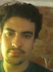 Ezequiel, 21, Argentina, Adrogue