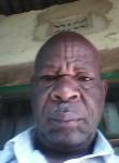peter k wekesa, 70  , Nairobi