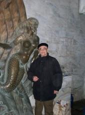 Aleks Leviev, 71, United States of America, New York City