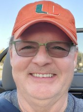 Andy Garland, 61, United States of America, Tallahassee