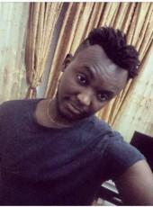 hepy chelp. flow, 22, Congo, Kinshasa