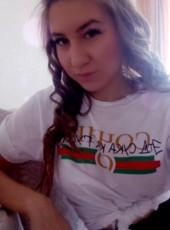 Anastasiya, 21, Russia, Novosibirsk