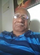 Navin, 67, India, Delhi