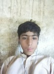 Umair Khan , 28, Lahore