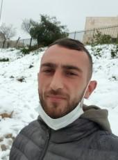 misak, 30, Palestine, East Jerusalem