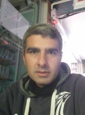 James Di Franco, 42, Turkey, Istanbul