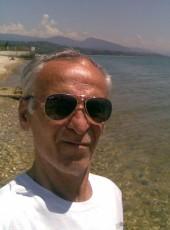 Eduard, 67, Abkhazia, Stantsiya Novyy Afon
