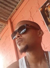 Reddiss, 30, Barbados, Bridgetown