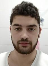 Elik, 20, Azerbaijan, Baku