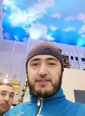Khamid, 33, Russia, Moscow