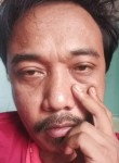 abud, 41, Jakarta