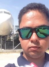 Daniel, 24, Spain, Torrejon de Ardoz