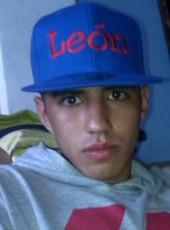 alfredo, 23, Venezuela, Caracas