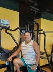 geraldo, 61, Brazil, Sao Vicente