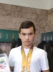 Zhasurbek, 19, Russia, Vladivostok