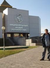 ronni, 54, Russia, Kyzyl
