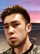 Zhanibek Bekbossynov, 22, Kazakhstan, Kapshagay