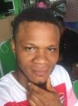 Donald  Clinton, 23  , Abuja