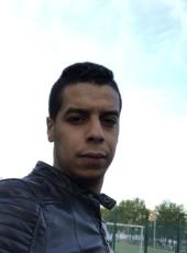 Hicham Ouirgui, 28, Ukraine, Kharkiv