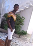 Eddy, 25  , Port-au-Prince