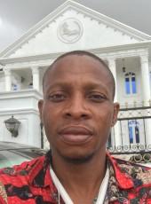 ETIM SAMUEL, 32, Nigeria, Lagos