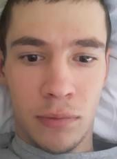 Evgeniy, 24, Russia, Moscow