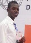 Emmanuel David A, 20  , Freetown