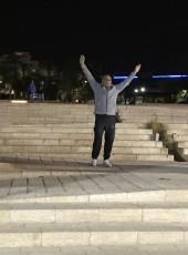 Naser, 50, Israel, Beersheba