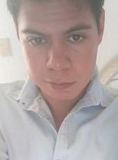 Armando Ruben, 19, Mexico, Ciudad Lopez Mateos