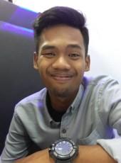 Fiqri fidaus, 24, Malaysia, Lahad Datu