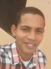 Aaron, 25, Dominican Republic, Santiago de los Caballeros