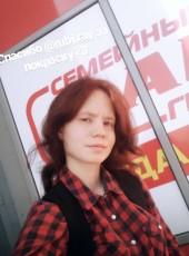 Yuliya, 19, Russia, Bryansk
