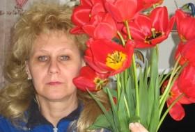 Larisa, 58 - Just Me