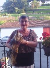 Jeanne Mugica, 75, Spain, Pamplona