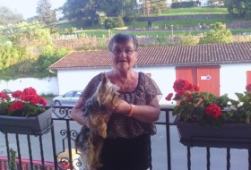 Jeanne Mugica, 75 - Just Me
