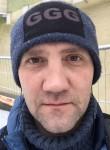 Evgeniy Khrolenkov, 40  , Silute