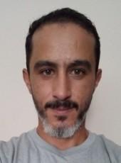 Bassam, 41, Hashemite Kingdom of Jordan, Amman