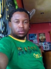 seyon, 32, Jamaica, Montego Bay