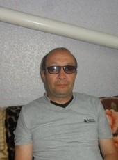 Kauazkhan Tasanov, 53, Kazakhstan, Almaty